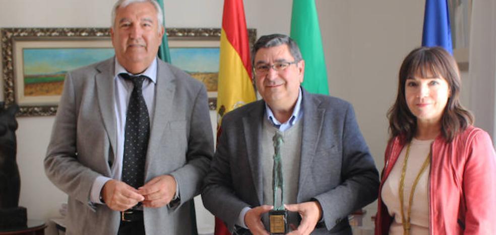El proyecto para regenerar con escombros una playa en Vélez, premiado a nivel nacional