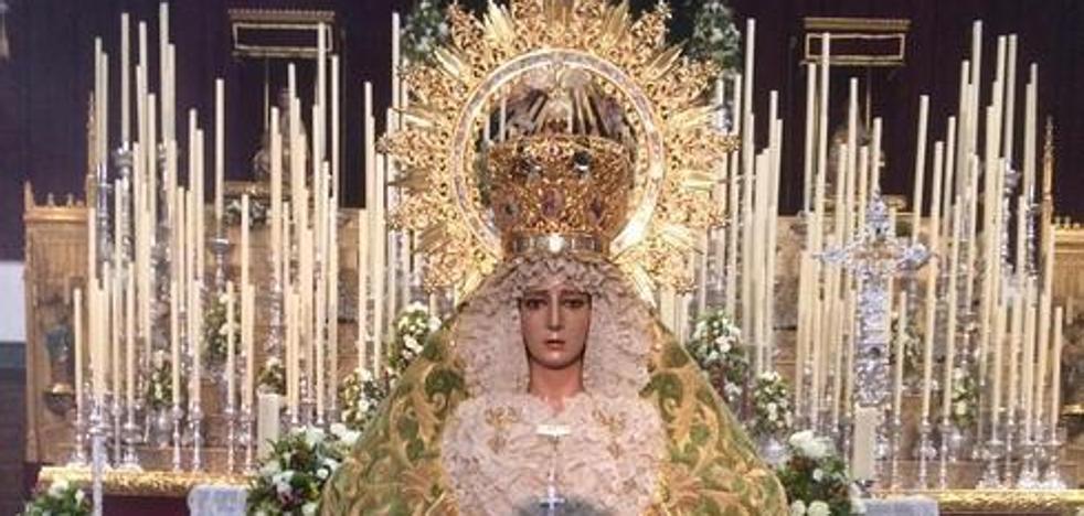 Agenda cofrade en Málaga del miércoles 13 al jueves 21 de diciembre de 2017