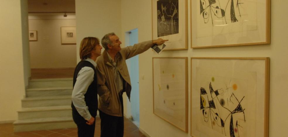El Museo del Grabado retomará su programación en enero al levantarse el embargo de su cuenta