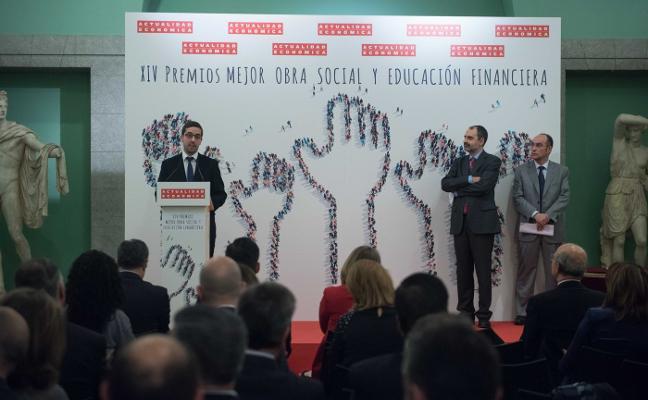 Fundación Unicaja gana cuatro premios por su compromiso social y medioambiental