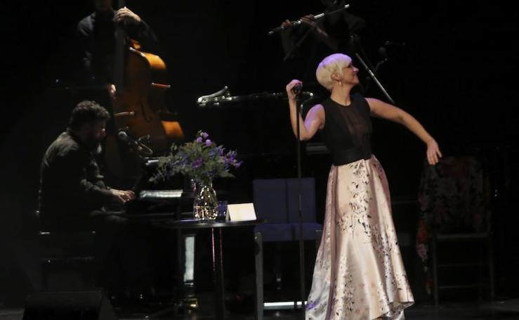 Las mejores fotos del concierto de Pasión Vega
