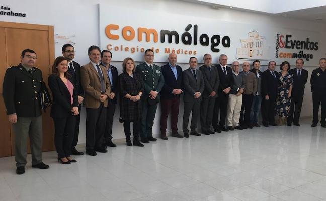 La Subdelegación del Gobierno de Málaga prepara un catálogo de centros sanitarios conflictivos