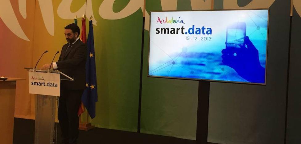 Turismo andaluz presenta el proyecto SMART DATA, que enviará datos en tiempo real a las empresas turísticas