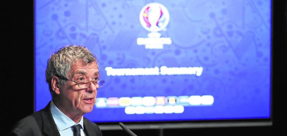 La FIFA amenaza con dejar a España sin Mundial