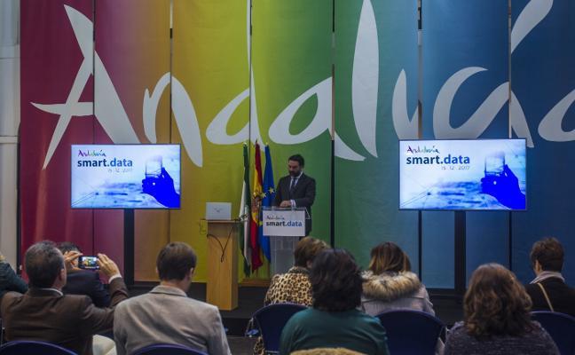 Turismo Andaluz lanza 'Smart Data', un proyecto para mejorar la calidad de los viajeros