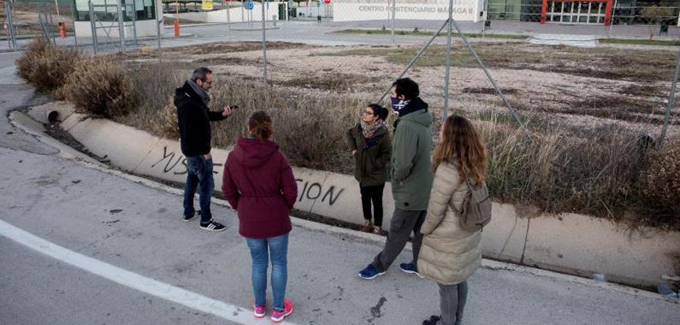 Málaga Acoge denuncia la inminente devolución de dos menores internos en la cárcel Archidona