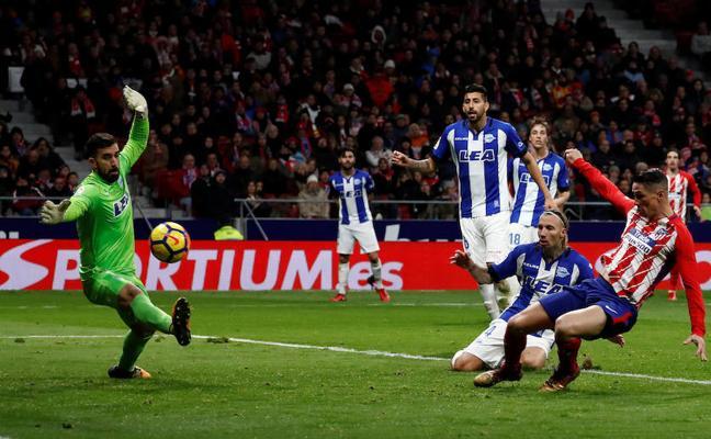 Torres pone segundo al Atlético