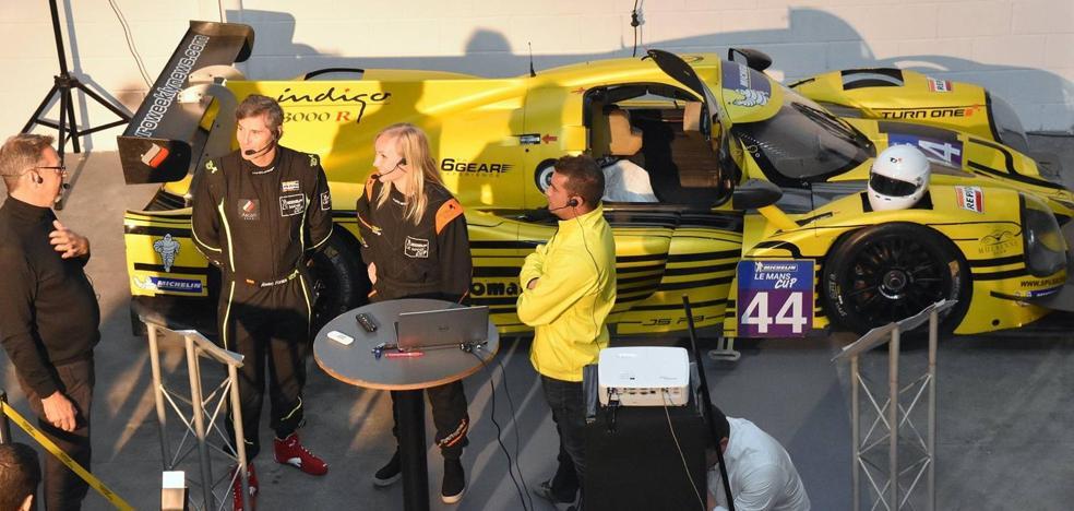 SPV Racing contará con Álvaro Fontes en dos competiciones