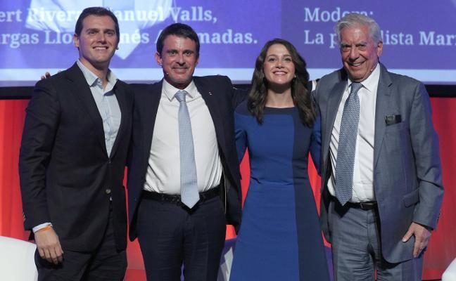 Valls, comodín de Cs, PSC y PP