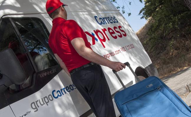 Los pedidos exprés revolucionan la logística del sector de la paquetería