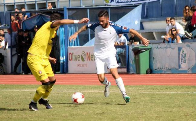 El Marbella, a cerrar la primera vuelta de liga en puestos de fase de ascenso