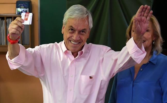 Sebastián Piñera, virtual nuevo presidente de Chile