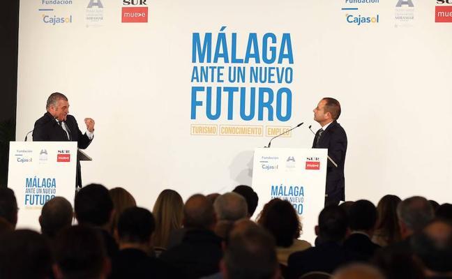 Carnero: «La nueva economía no puede basarse en la precariedad laboral»