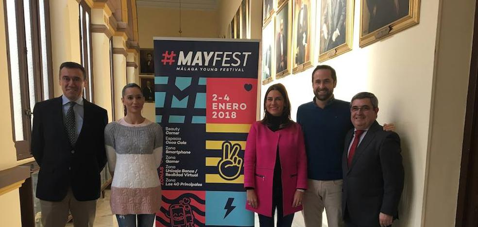 La primera edición del festival MayFest trae a Skone y a Bombai