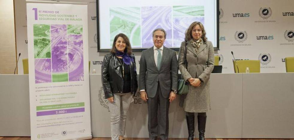 Estudiantes de la UMA podrán aportar soluciones para mejorar la movilidad y seguridad vial