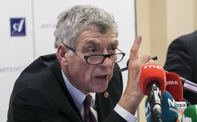 Villar culpa al Gobierno y denuncia un «golpe de Estado en la FEF»