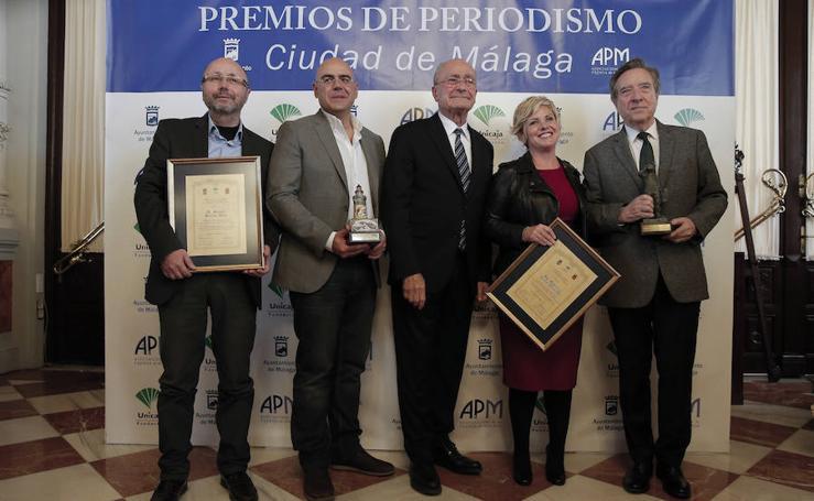 VIII Premios de Periodismo 'Ciudad de Málaga'