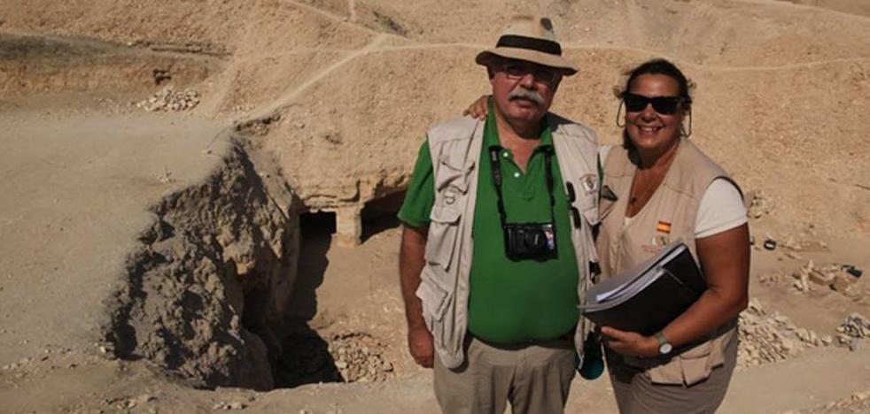 Luces de Málaga para los misterios de los faraones
