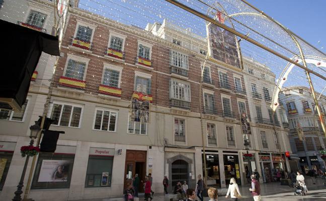 La cadena Vincci abrirá en 2020 un hotel de cuatro estrellas en la calle Larios