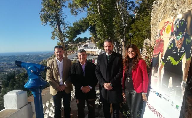 La Vuelta Ciclista a Andalucía arrancará en 2018 en Mijas