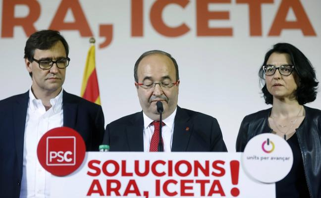 El PSC defrauda las expectativas aunque evita un nuevo desplome