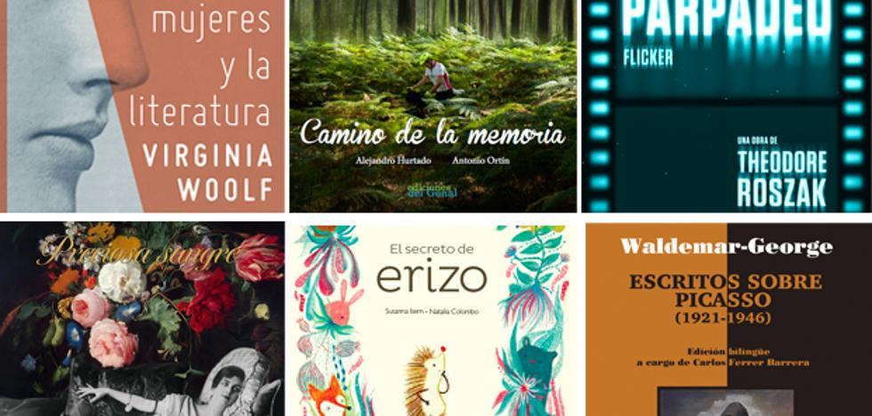 Algunos libros imprescindibles editados en Málaga en 2017