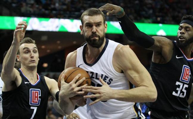 Los españoles, de lujo en la jornada del sábado de la NBA