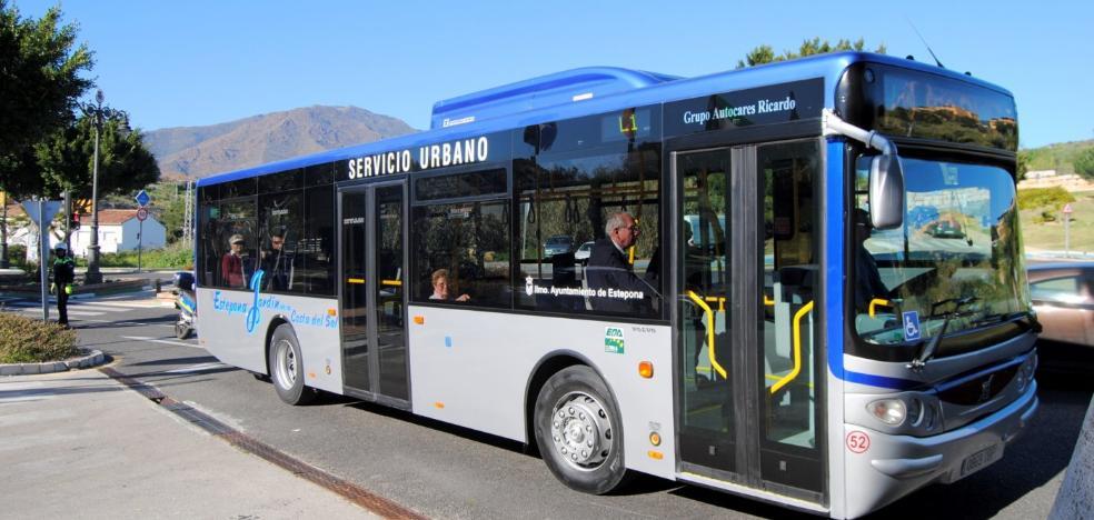 Amplían la línea 1 de bus hasta el centro de salud de La Lobilla de Estepona