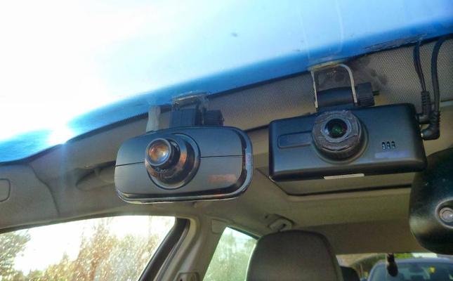 ¿Es legal en España llevar una cámara en el coche (Dashcam)?