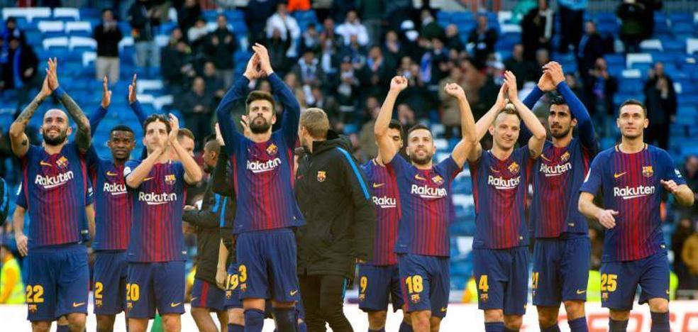 Otro año de admirable resistencia del Barça