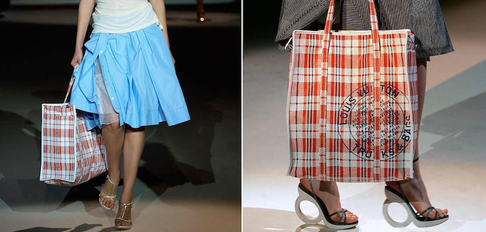 Esta bolsa de la compra vale mucho dinero