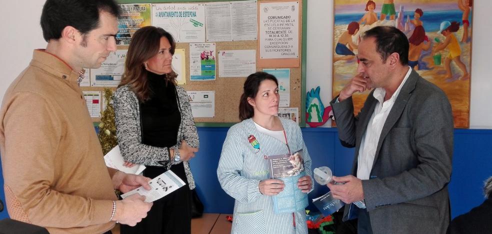 Instalan sistemas antiahogamiento en las guarderías municipales de Estepona