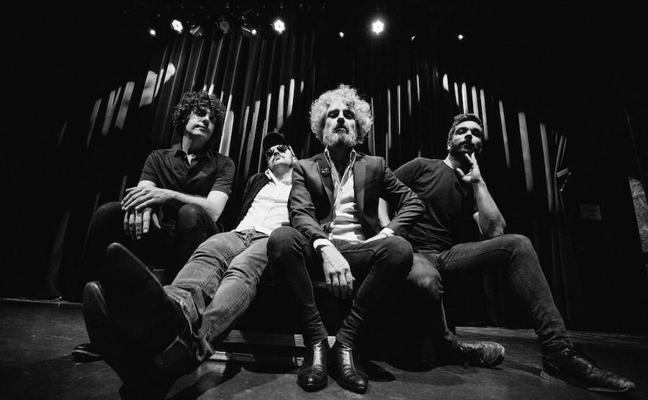 «Somos una banda de rock y el rock se puede tocar en muchas partes»
