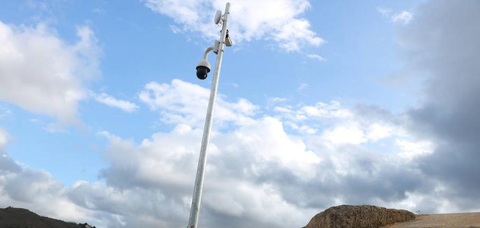 Malas vistas para hacer fotos junto a los dólmenes de Antequera
