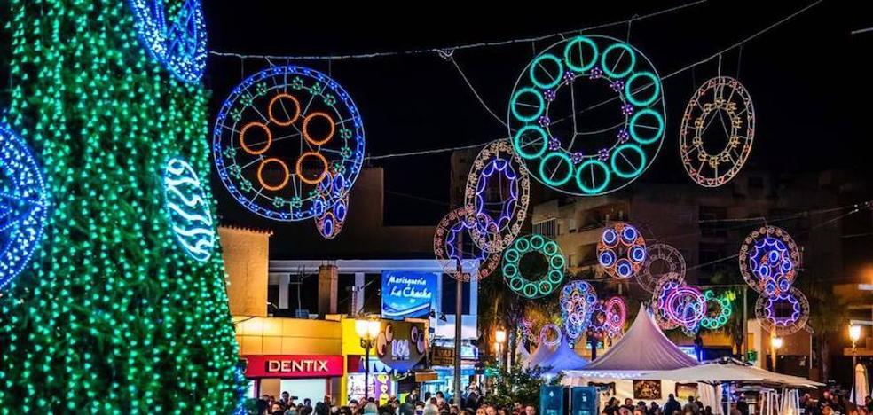 Últimos mercadillos del año en Málaga
