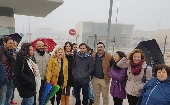 PSOE y UGT Prisiones critican la gestión de la cárcel de Archidona