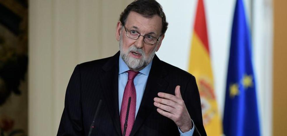 Rajoy fija para el día 17 la constitución del nuevo Parlamento de Cataluña