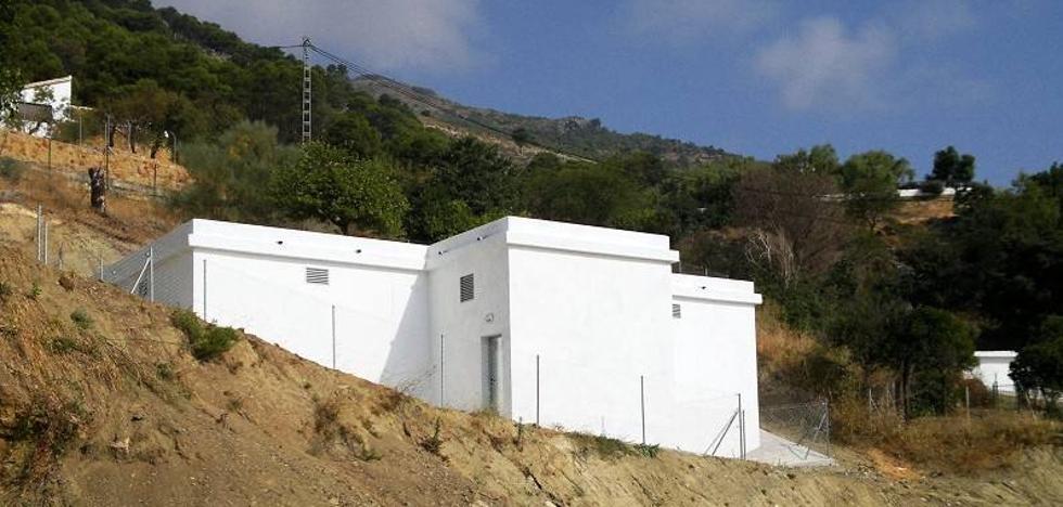 La Diputación invertirá 1,5 millones en mejorar el abastecimiento de agua en 11 municipios de Málaga