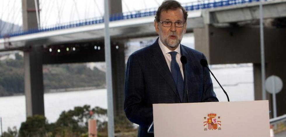 El último lapsus de Rajoy: «Deseo lo mejor para el próximo año 2016»