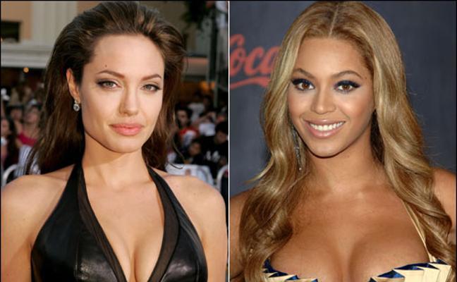 Feliz ayuno nuevo: empieza el año como Beyoncé y Angelina Jolie