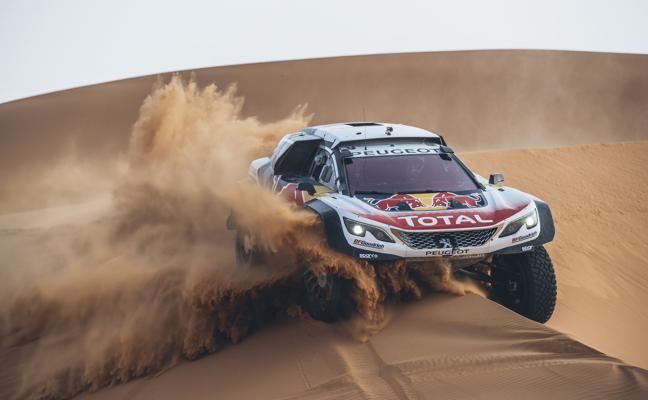 Las diez mejores anécdotas de Peugeot en el Dakar