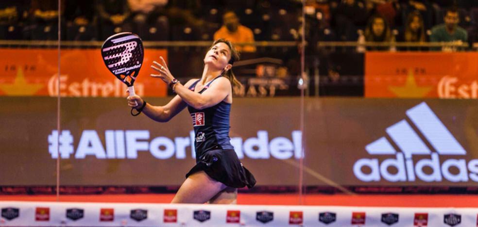 Bea González competirá junto a Cata Tenorio desde este año
