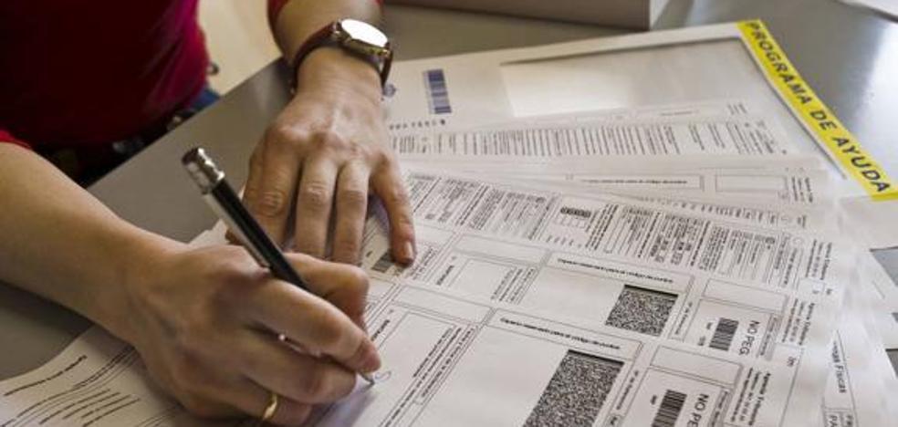 Hacienda lleva devueltos más de 1.512 millones de euros a los contribuyentes de Andalucía