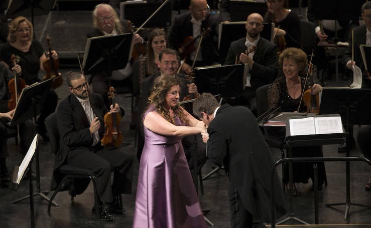 El Concierto de Año Nuevo en Málaga, en imágenes