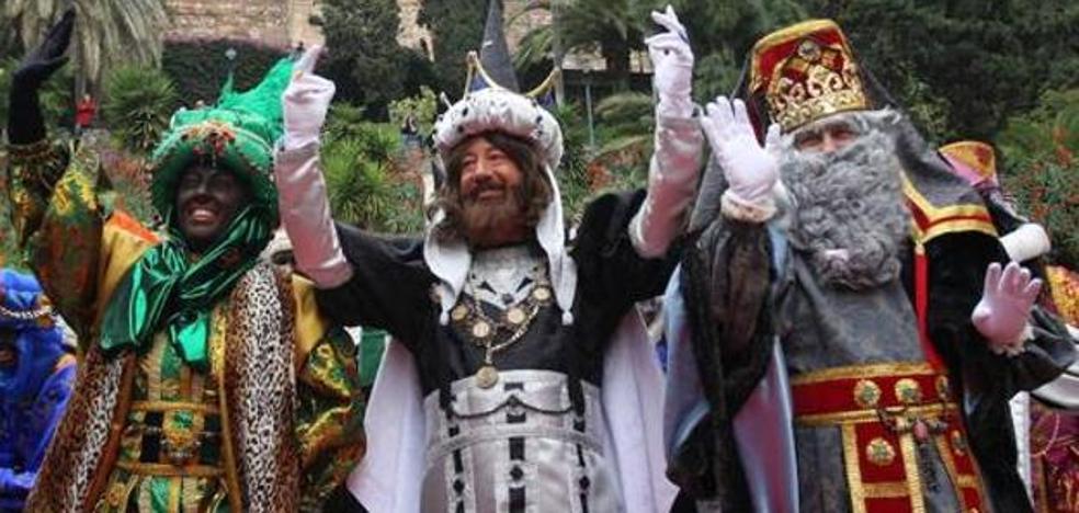 Horario y recorrido de las Cabalgatas de Reyes 2018 en la provincia de Málaga
