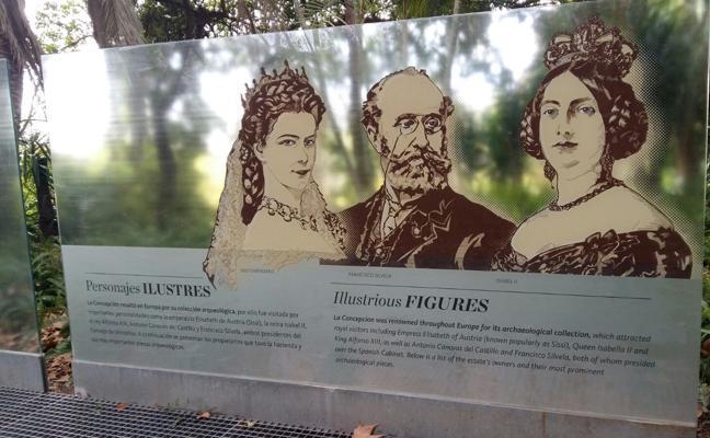 Así fue la visita de incógnito de Sissi Emperatriz a La Concepción