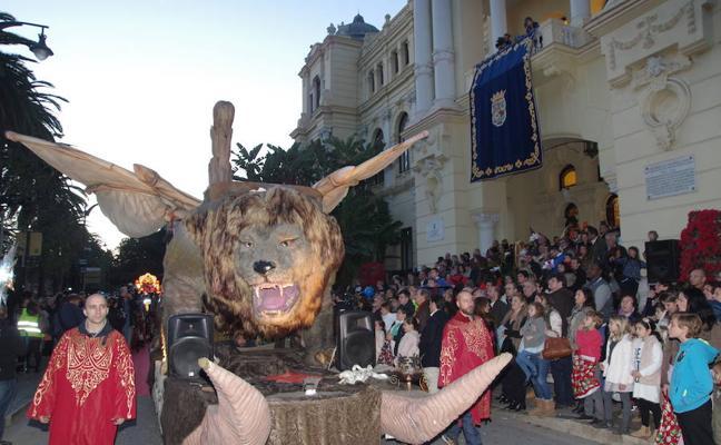 El Ayuntamiento de Málaga decidirá hoy si toma medidas ante la previsión de mal tiempo en la Cabalgata