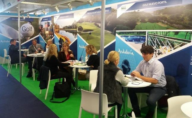 Andalucía exhibe músculo en Cannes