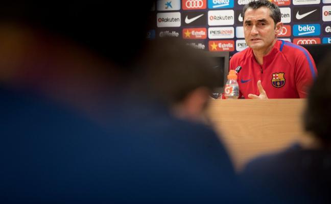 El Barça se juega la Copa sin Messi, Iniesta ni Luis Suárez