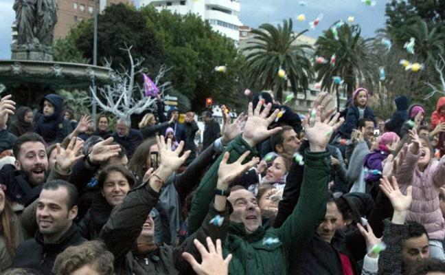 Málaga mantiene el horario de la Cabalgata de Reyes